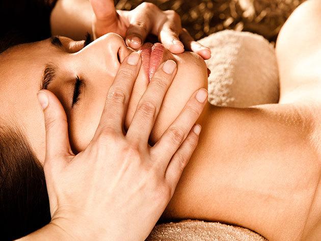 Botox hatású, hyaluronsavas 3 az 1 ben ránctalanító kezelés + relaxáló arc,- nyak és dekoltázs masszázs (XVIII. ker.)