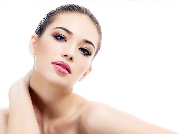 Tavaszi oxigénes bőrfrissítő arckezelés 90 percben