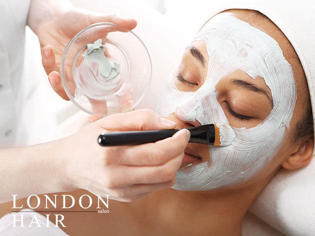 Tavaszi oxigénes bőrfrissítő arckezelés (90 perc) a II. kerületben - természetes bőrápolás