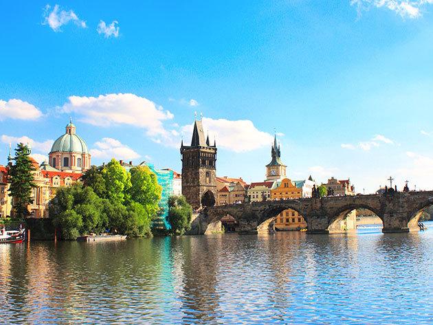 Prága - autóbuszos utazás 1 éj szállással, reggelivel, idegenvezetéssel / április 17-19.