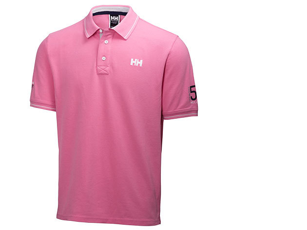 Helly Hansen MARSTRAND POLO SPARKLING PINK L (54130_242-L)
