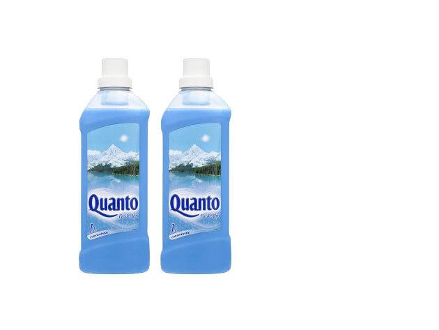Quanto öblítő - Fresh Alps DUO PACK (2x1 liter)