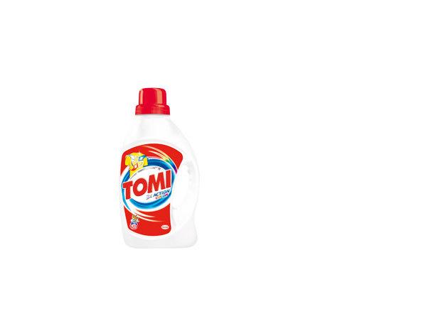 TOMI folyékony mosószer - Color 1,46 liter (színes ruhákhoz)