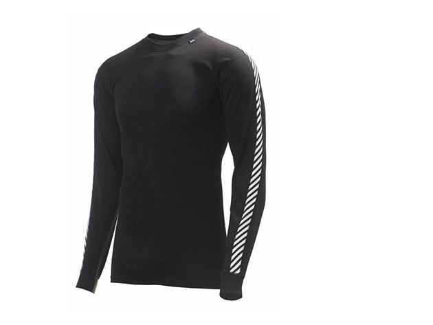 Helly Hansen HH DRY STRIPE CREW BLACK XXXL (48800_998-3XL)