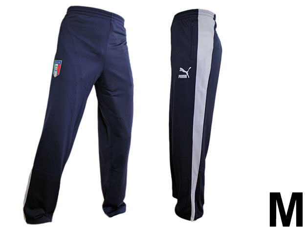 Puma Italia T7 férfi melegítő nadrág - M