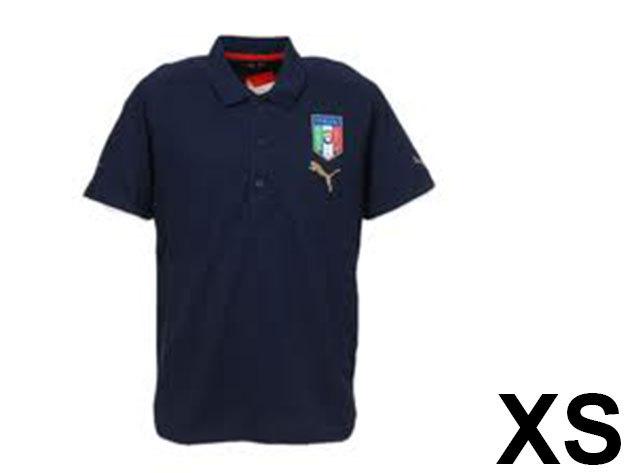 Puma Italia galléros férfi póló - XS