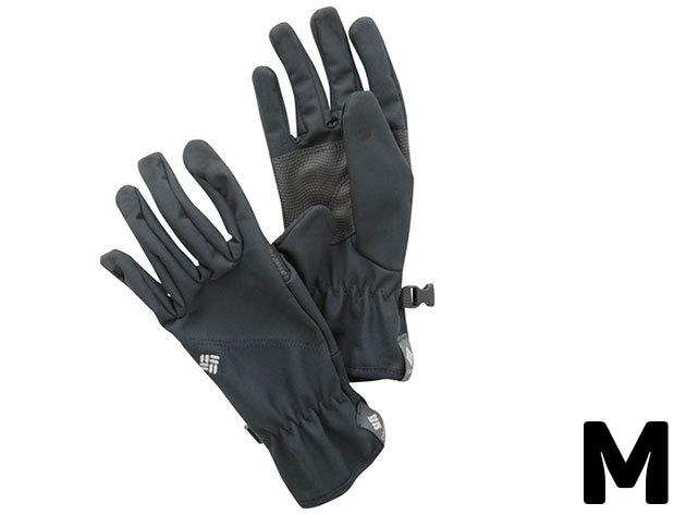 M -Férfi polár kesztyű Omni-Shield™ vízlepergető képességgel és Omni-Heat™ hőtartó béléssel, 100% poliészter (SL9483j_010 W Ascender Soft Shell Glove)