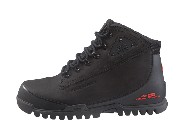 Helly Hansen KNASTER 3 JET BLACK / TABASCO 43/9.5 (10520_993-9.5)