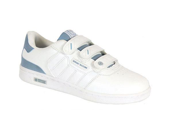 Sergio Tacchini Adore fehér-kék női cipő - 36