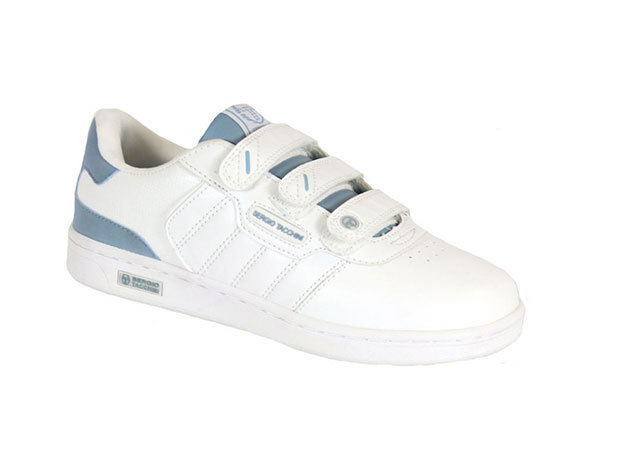 Sergio Tacchini Adore fehér-kék női cipő - 38