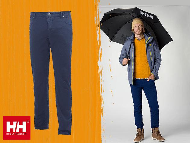 Helly Hansen HH JEANS - élénk színű nadrág stílusos férfiaknak / laza elegancia