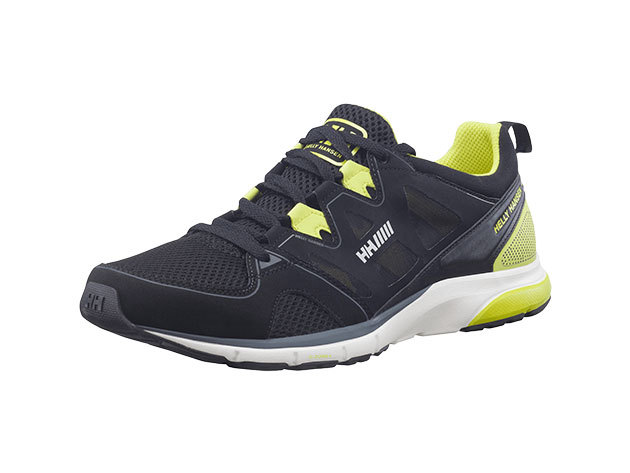 Helly Hansen WICKED PACE R2 BLACK / WASABI / CHARCOAL 46.5/12 (10930_990-12)
