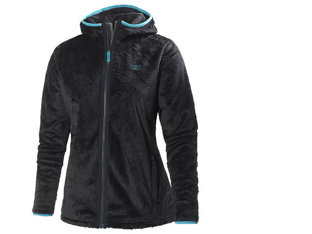 Helly Hansen W PRECIOUS FLEECE JACKET EBONY XL (51700_980-XL)