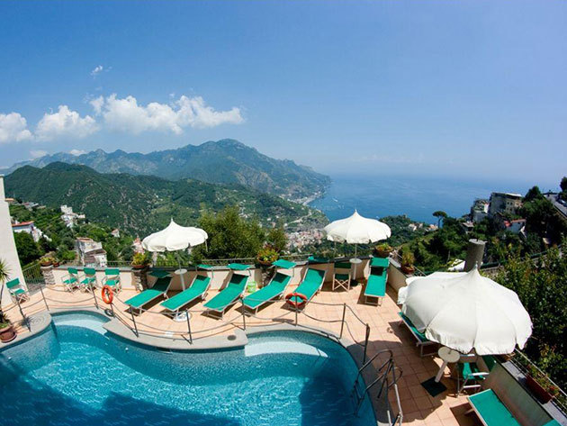 Luxus nyaralás az Amalfi tengerparton (Olaszország)! 2 vagy 3 éj 2 fő részére félpanzióval - Hotel Bonadies****