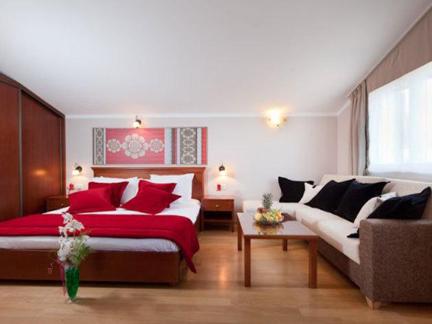 Hotel Villa Andrea**** - 6 nap /5 éjszaka 2 főnek + 1 gyermek (12 év alatt) / reggeli + extrák