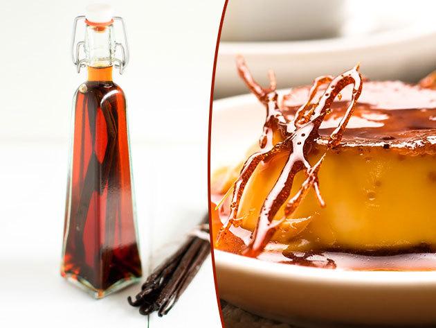 Prémium minőségű Home made vanília kivonat grammos kiszerelésben