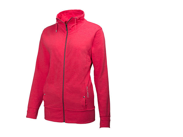 Helly Hansen W BLISS FZ CARDIGAN BERRY PINK XL (54171_240-XL)