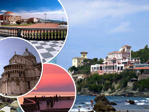 Hotel Baia del Sorriso*** - 5 nap 4 éjszaka 2 fő részére reggelivel, a toszkán tengerparton