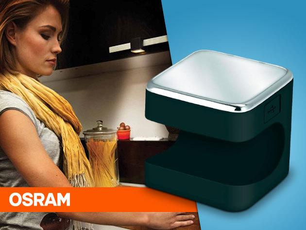OSRAM CUBY BK LED LÁMPA - mobil világítás, újratölthető akkumulátorral