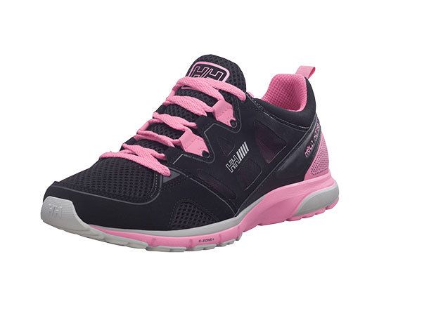Helly Hansen W WICKED PACE R2 BLACK / SPARKLING PINK / 37.5/6.5 (10931_990-6.5)