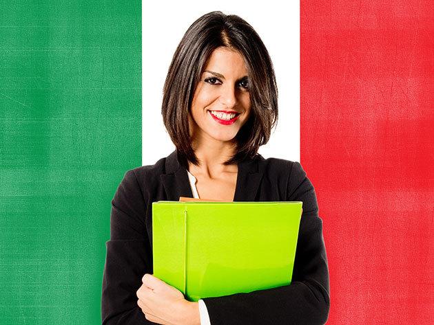 Olasz online nyelvtanfolyam kezdőknek, örökös hozzáféréssel - 64 lecke, 1000 szavas szókincs, hanganyagok, szituációs feladatok
