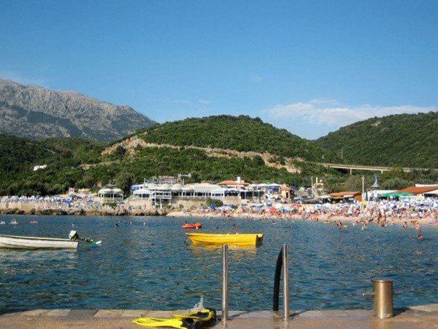 Montenegro - Villa Perla / 5 éj 2-4 főnek 2015. június vagy szeptemberben