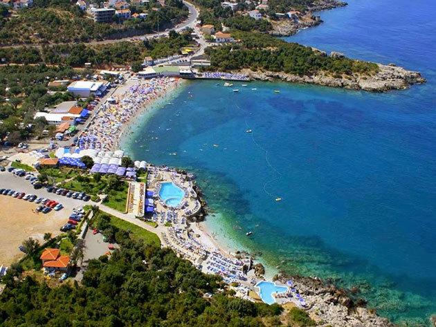 Montenegro - Villa Perla / 7 éj 2-4 főnek 2015. június vagy szeptemberben