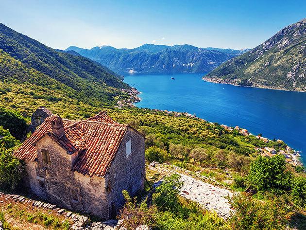 Montenegro - Villa Perla / 10 éj 2-4 főnek 2015. június vagy szeptemberben