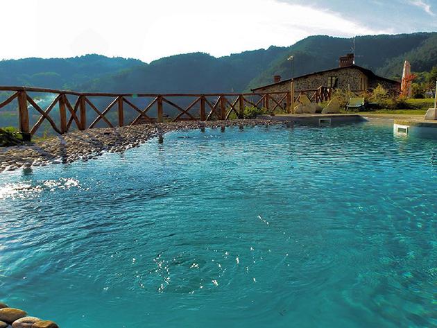 Borgo I Tre Baroni**** Olaszország Toszkána - 5 nap 4 éjszaka 2 fő részére reggelivel