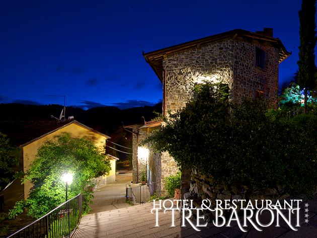 Látogass el a varázslatos Toszkánába! Resort I Tre Baroni**** szállás 3, 4 vagy 5 éjszakára 2 főnek, reggelivel