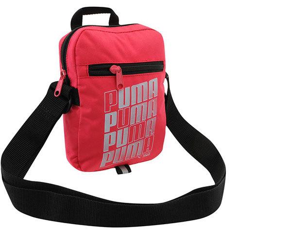 Puma Pioneer Portable ktáska / rózsaszín - ezüst