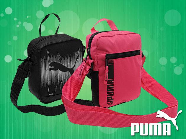 Puma Pioneer Portable unisex oldaltáskák, a minőség jegyében (22x17x9cm)