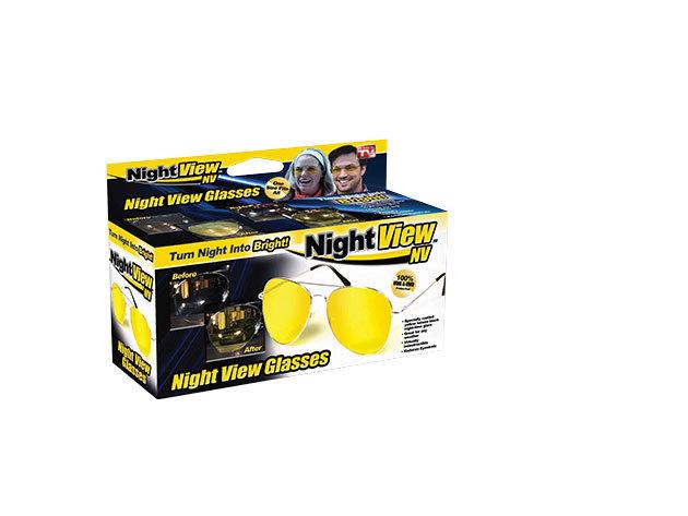 Night View - Unisex szemüveg vezetéshez / éjjel-nappal