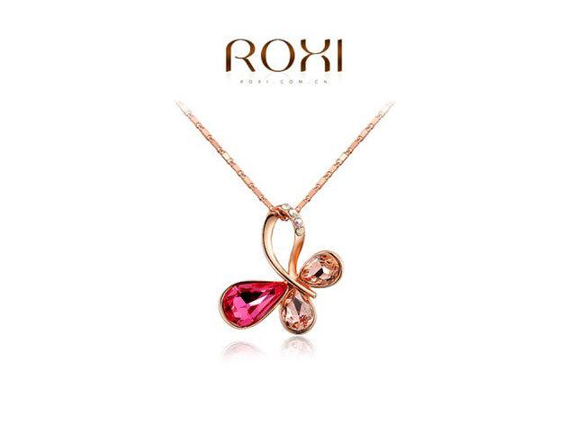 ROXI Pillangó nyaklánc 18 karátos arany bevonattal