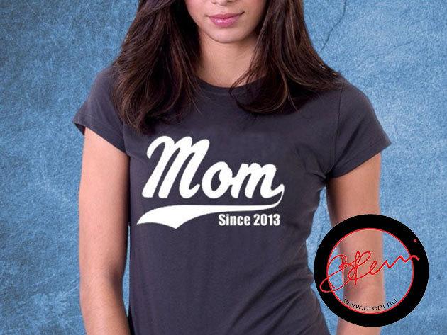 Tökéletes ajándék minden Édesanya számára - póló megható 'üzenettel'