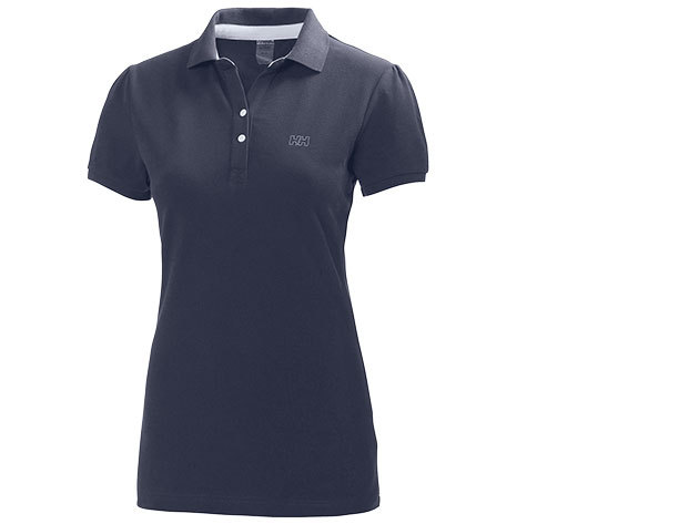 Helly Hansen W BREEZE PIQUE POLO NAVY S (50923_598-S)