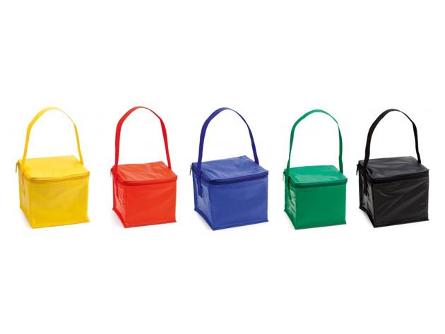 Hőtartó uzsonnás táska - 15x15x13 cm