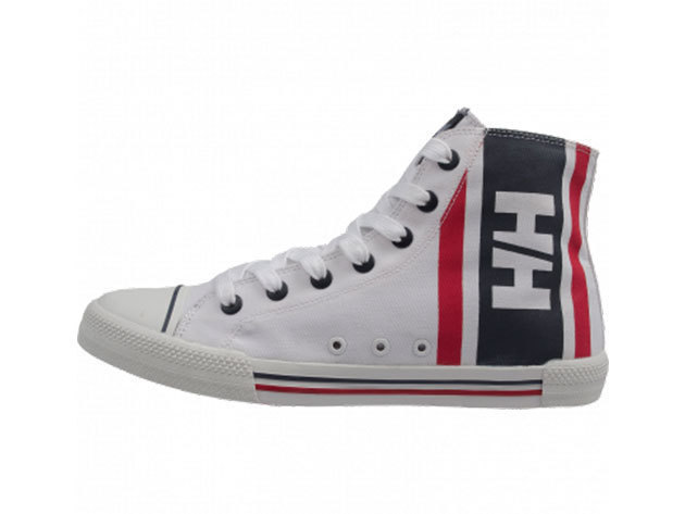 Helly Hansen NAVIGARE SALT WHITE / RED / NAVY 44.5/10.5 (10668_002-44.5/10.5)