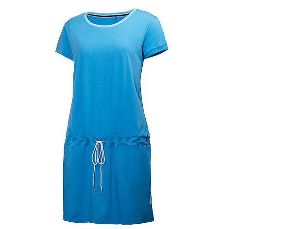 Helly Hansen W NAIAD DRESS AZURE BLUE XL (54204_512-XL)