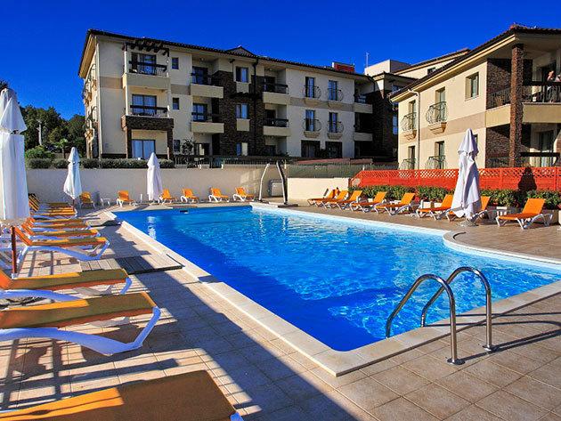 2015.05.01-06.01. között / 2 éjszaka 2 főnek félpanzióval a Blue Waves Resort**** hotelben