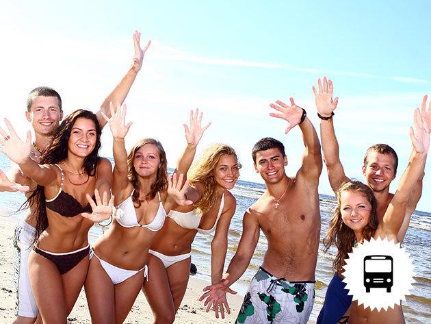Gyere és strandolj a Crikvenicai Riviérán! Non-stop buszos kirándulás a horvát tengerparthoz / július 17-19.