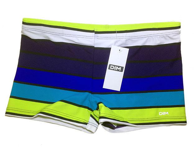 DIM SHORTY DI150117-003-XL / Kék csíkos / XL méret