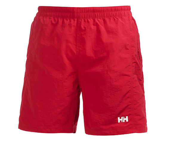 Helly Hansen CARLSHOT SWIM TRUNK RED L (55693_162-L)