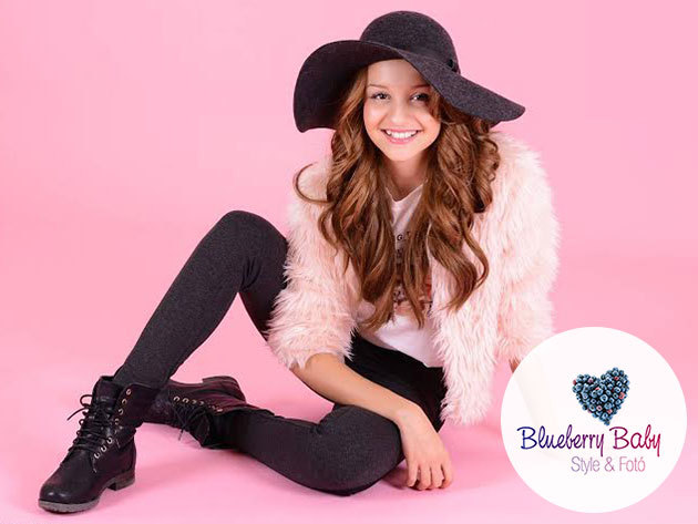 Családi, gyermek vagy kismama fotózás profi stylist közreműködésével / Blueberry Baby Style & Foto