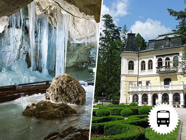 Dobsinai jégbarlang, Betlér, Rozsnyó, Krasznahorka - egynapos autóbuszos kirándulás Szlovákiában