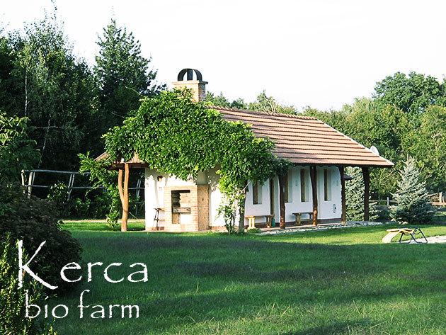 Kapcsolódj ki a Kerca Bio Farm egyik hangulatos parasztházában, az Őrségben! 4 nap/3éj, 3-8 fő részére, reggelivel