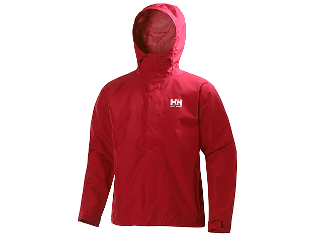 Helly Hansen SEVEN J JACKET RED M (62047_162-M)