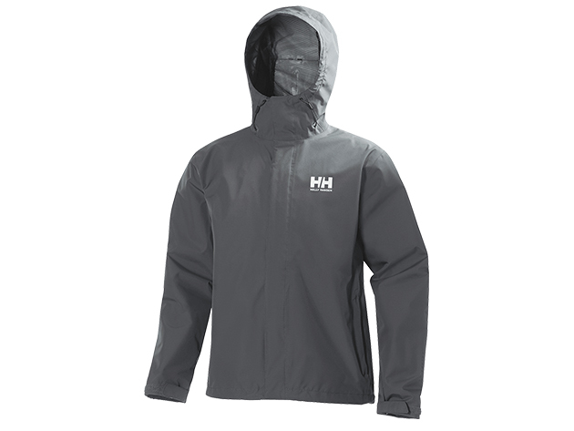 Helly Hansen SEVEN J JACKET CHARCOAL L (62047_964-L)