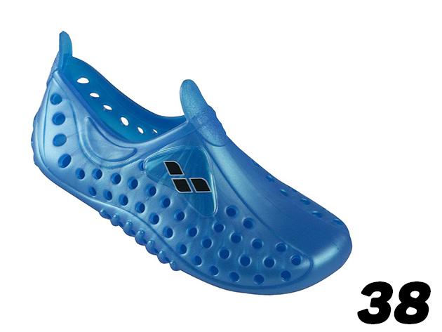Arena uniszex vízicipő/fürdőcipő - Kék színben - Méret: 38