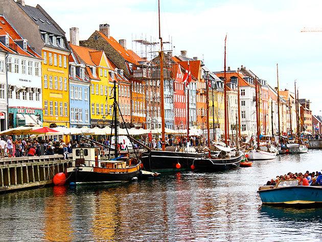 KOPPENHÁGA - Utazz Dániába februárban vagy márciusban! 4 nap / 3 éjszaka szállás, repülőjeggyel és illetékekkel 2 főre